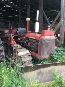 Well Maintained Red Catapillar for Sale
