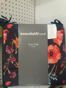Chair pads -4 in pack