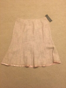 Brand New With Tag Anne Klein 2-Piece Skirt Suit in Pink
