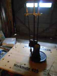 3-Piece Fireplace Set