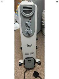 Swan Electric 2kw radiator heater