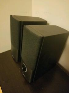 Bose Companion Desktop Speakers $60