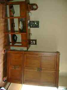 Tv stand fot 32inche tv and matching console table