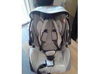 Recaro baby carseat brand new