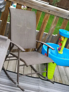 2 Patio Rocking Chairs