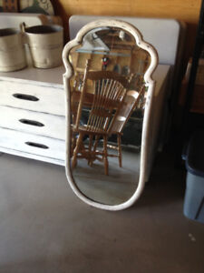 Very old mirror