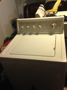 kenmore top loading washer