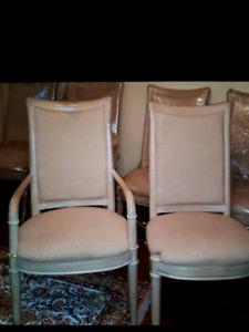 High end chairs Art Shoppe