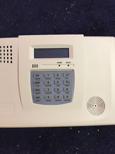 New Honeywell Security System