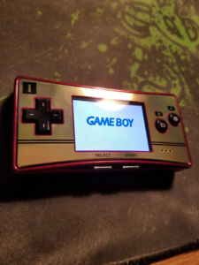 GameBoy Micro - 20th Anniversary -