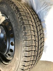 Michelin Winter Tires & Rims