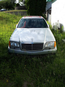 1992 Mercedes-Benz 500 SEL Berline