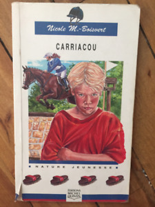 Carriacou roman jeunesse équitation chevaux