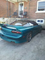94 Camaro with SS body kit sell for parts or trade?