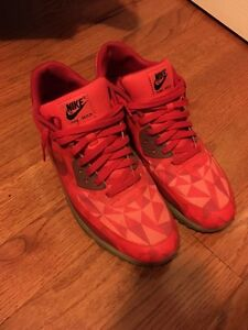 Nike Air Max 90 Ice Gym Red Size 13