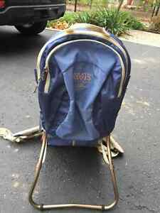 Roots backpack carrier Kitchener / Waterloo Kitchener Area image 2