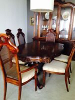 Excellent Quality Dining Room Set