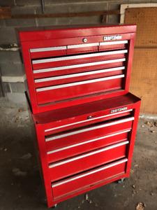 Craftsman Tool Storage Chest on Wheels
