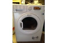 Hotpoint ultima a-line condenser dryer like new free local delivery