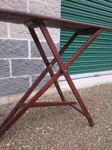 Antique/ Vintage Wooden Ironing Board