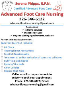Foot Care Nurse