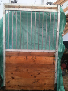 HORSE STALLS FOR SALE (USED)