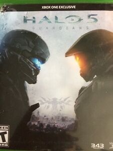 Mint condition halo 5