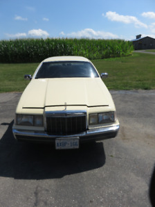 classic Lincoln - Mark VII Series