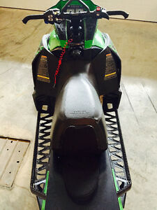 *MUST SEE* 2015 Arctic cat M 6000 Snow Pro Prince George British Columbia image 6
