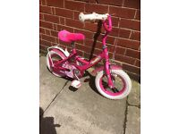 Raleigh Molly Pink Girls Bike
