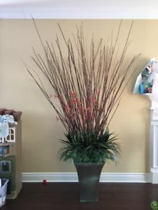 Arrangement floral décoratif