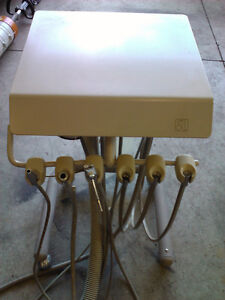 Dental Chair light Compressor Adec Belmont Marus Used