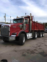 Dz Tri- Axle Dump Truck Drivers Needed Now!ASAP! Simcoe Area