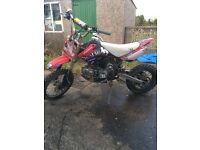 Pitbike for sale