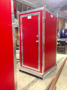 Portable Washrooms Showers Heated Air Conditioned