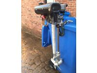 Outboard, seagull forty plus 2-3hp 1967-1969 RUNS GREAT!