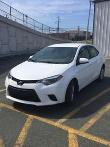 2014 Toyota Corolla 4-door Sedan CE 4A