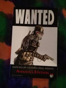 Wanted - Assassin's Edition