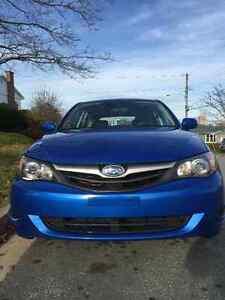2011 Subaru Impreza Hatchback