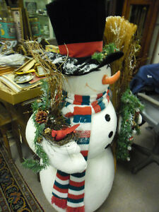 Snowman London Ontario image 4
