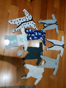 Tiny baby / Prem clothes 00000