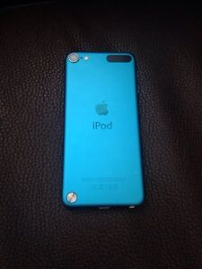 Amazing Blue 5th Generation iPod Touch