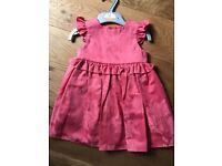 brand new mini club by boots dress 9-12