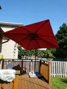 Backyard Umbrella
