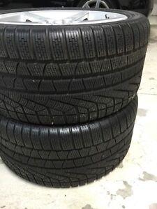 Michelin Winter tires. 285/35/19