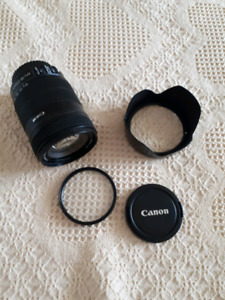 Canon 18-135mm EF-S lens