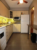 DOWNTOWN Luxury Condo, Gym, Pool, Stone Wall, Parking, May/June1