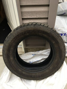 GREAT CONDITION Good Year Winter Tires 195/65R15