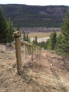 Custom Fencing, BOOK NOW! Prince George British Columbia image 2