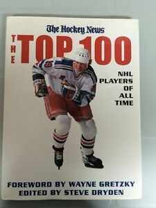 Various NHL Hockey Stat and Non-Fiction Books & Board Game